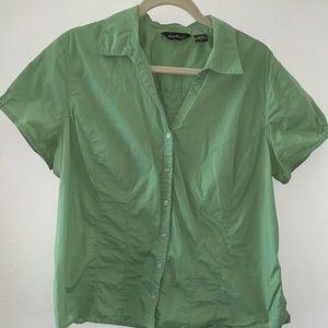 Eddie Bauer Short sleeve blouse